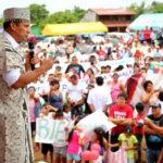 Ollanta Humala insta al Congreso delegar facultades por el desarrollo del país