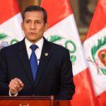 Ollanta Humala: popularidad del presidente cae 6 puntos en mayo