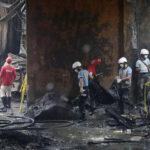 Filipinas: voraz incendio en fábrica deja al menos 72 muertos (Video)