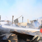 Tres incendios afectaron inmuebles en Lima y Callao