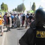 Policía refuerza seguridad en Islay por protestas contra proyecto Tía María