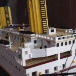 YouTube: mira cómo se construye el Titanic con legos