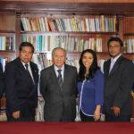 Rómulo Luján jura como nuevo presidente de la ANP – Filial Lima
