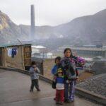 La Oroya: piden que no se abandone a niños contaminados