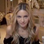 Madonna: una rata se pasea durante chat virtual
