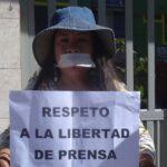 Alerta OFIP: Policías agreden a periodista durante paro en Arequipa
