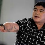 Maradona dice que FIFA de Joseph Blatter es un lugar de corruptos