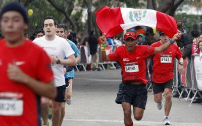 Este domingo quedarán cerrarán varias calles de Lima debido a la Maratón Movistar Lima 42K 2015, informó el director ejecutivo de Tránsito y Seguridad Vial de la Policía Nacional, Javier Ávalos.