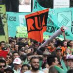 Brasil: Miles de personas exigen la legalización de la marihuana
