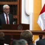 Eduardo Martinetti juró como viceministro de Relaciones Exteriores