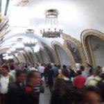 Rusia: Metro de Moscú cumple 80 años y es el más visitado del mundo