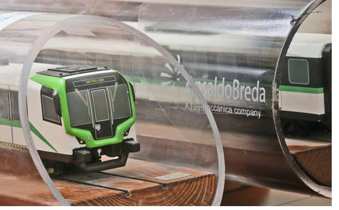Los trabajos de construcción de la Línea 2 del Metro de Lima empezarán el 26 de mayo, informó el Ministerio de Transportes y Comunicaciones (MTC).