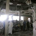 Estado Islámico: atacan mezquita en Arabia Saudita (VIDEOS)