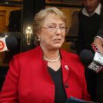 Chile: Bachelet pide tranquilidad por alegatos en La Haya
