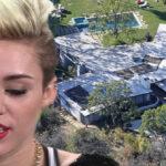 Dos años de cárcel para ladrón de casa de Miley Cyrus