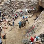 Perú: destruyen más de 20 campamentos de mineros ilegales
