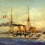 Efemérides del 21 de mayo: Combate Naval de Iquique