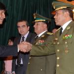 Belaunde Lossio: Morales exige a nuevo jefe policial pronta captura