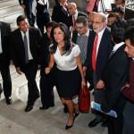 Nadine Heredia: jamás participé en negocios de Belaunde Lossio (VIDEO)