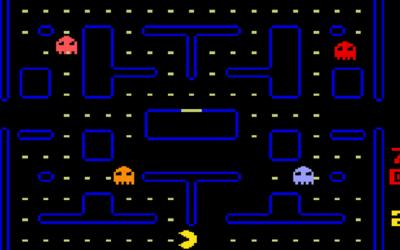 Píxeles se estrenará en Estados Unidos el 24 de julio de 2015, mientras en Tokio, el público será testigo del intento de romper los récords mundiales en la categoría de Imagen Humana más Grande de Pac-Man.