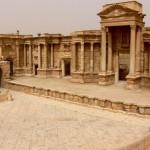 Estado Islámico asesina a veinte sirios en teatro romano de Palmira