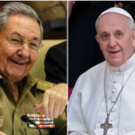 Papa Francisco y Raúl Castro abordarán viaje y acercamiento con EEUU