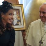 Papa Francisco envía saludo a presidenta argentina por Fiesta Nacional