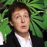 Paul McCartney renunció a la marihuana tras ser abuelo