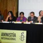 México: Amnistía Internacional forma una cadena humana por DDHH