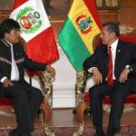 Gabinete binacional Perú-Bolivia se realizará en junio