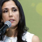 Nadine Heredia se presenta ante comisión Belaunde Lossio
