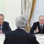 Rusia: Putin y Kerry inician reunión en la ciudad de Sochi