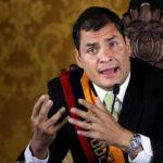 Ecuador: Presidente Correa presenta mañana su informe anual a la nación