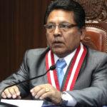 Fiscal de la Nación pide más presupuesto para su sector