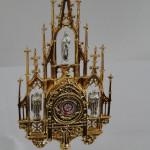 Puerto Rico: Caluroso recibimiento a reliquia de San Juan Pablo II