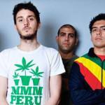 Banda peruana La Renken en festival mundial de reggae