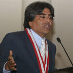 Orellana: revocan detención de exvocal Robinson Gonzales