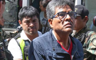 El fiscal superior contra el lavado de activos, Frank Almanza, advirtió este domingo sobre una eventual fuga del exvocal supremo Robinson Gonzales, así como de otros presuntamente vinculados a Rodolfo Orellana.