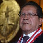 Por unanimidad encargan Fiscalía de la Nación a Pablo Sánchez Velarde