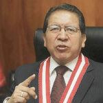 Caso Odebrecht: Ministerio Público niega confrontación con el Congreso