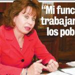 Guatemala: exprimera dama candidatea a la Presidencia