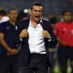 Alianza Lima: Guillermo Sanguinetti renuncia al comando técnico