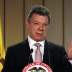 Colombia: Santos defiende cooperación internacional contra trata de personas
