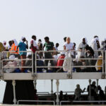 Italia: unos 40 inmigrantes se ahogaron en Canal de Sicilia