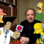 Los Simpson: voz de Burns y Flanders abandona la serie
