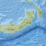 Terremoto de 7,5 grados sacude a Papúa Nueva Guinea