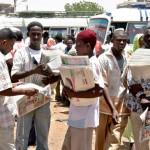 Sudán: periodistas protestan por secuestro de diarios