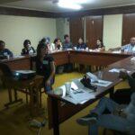 ANP realiza taller de Periodismo con Visión de Género