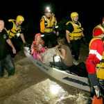 Declaran estado de emergencia en Texas por inundaciones