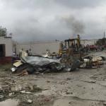México: encuentran muerto a bebé arrastrado por tornado